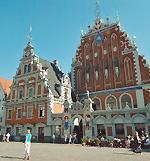 Petrohrad a Petrodvorce s návštěvou Pobaltí