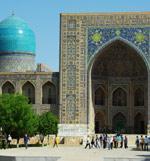 Uzbekistán - pohádka o střední Asii