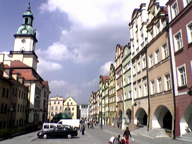 Jelenia Góra - za výhodnými nákupy na polská tržiště nebo za poznáním krásného města