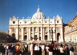 Řím a Vatikán - silvestr expres