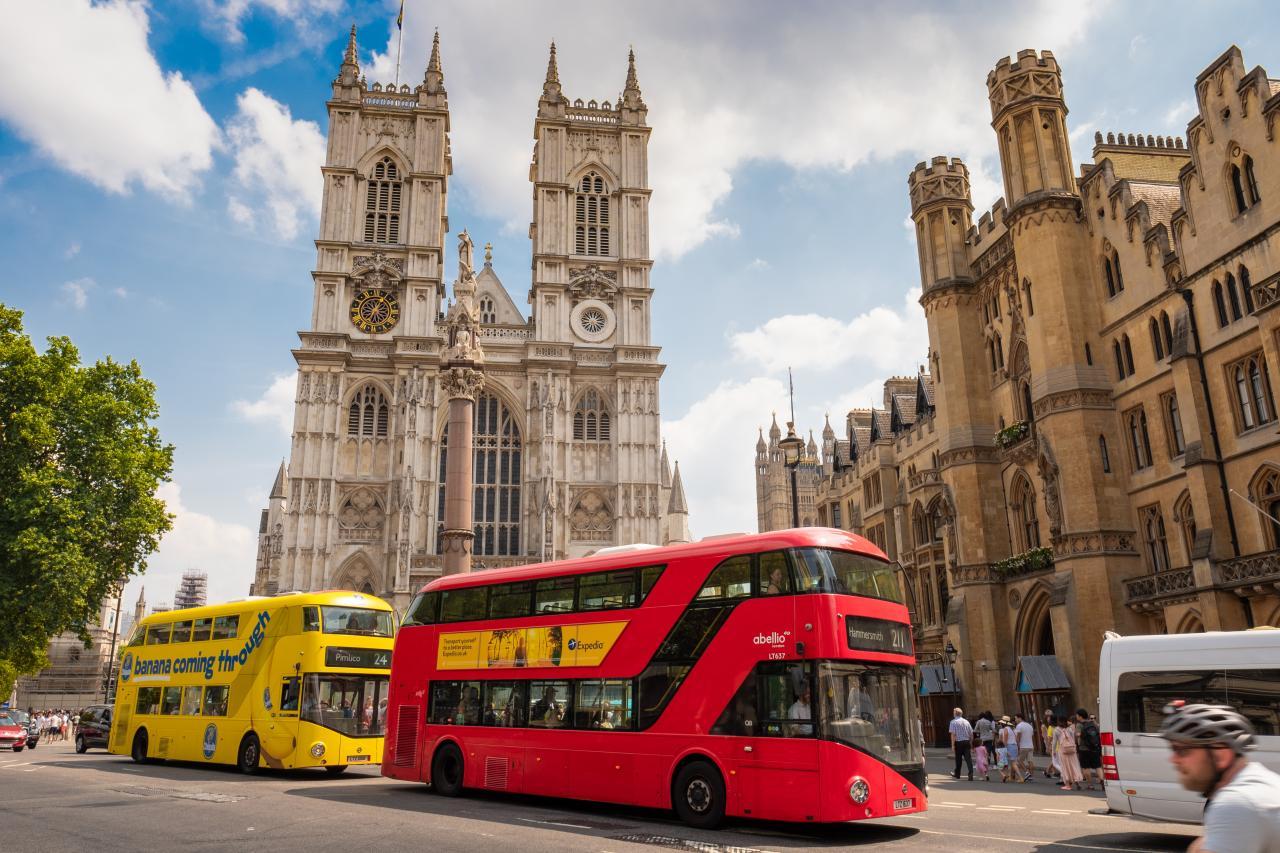 Londýn klasický s výletem do Windsoru  Bohatý vyzkoušený program. Cena již od 6.490,- Kč