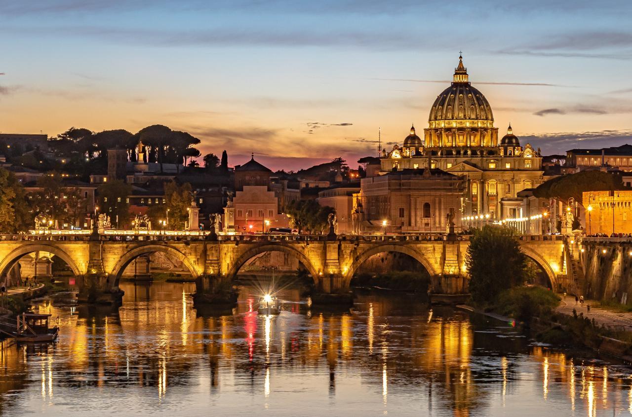 Silvestr v Římě a Vatikánu s prohlídkou Florencie
