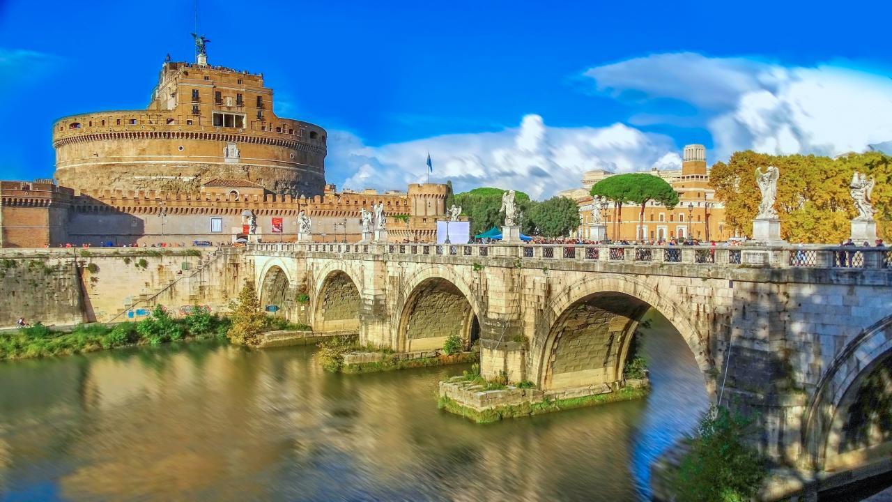 Na skok do Florencie, Říma a Vatikánu vč.průvodce