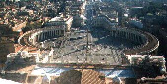 Jedeme pro dárky do Florencie, Říma a Vatikánu