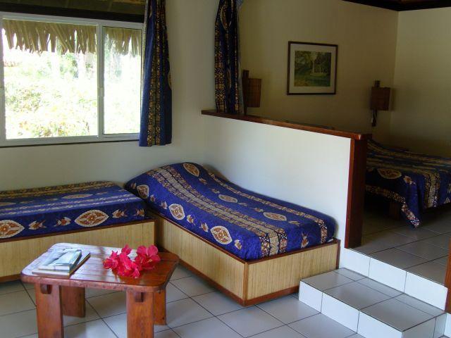 Kombinace - Les  Tipaniers **+, Moorea, Hotel Tiare Tahiti ***, Tahiti