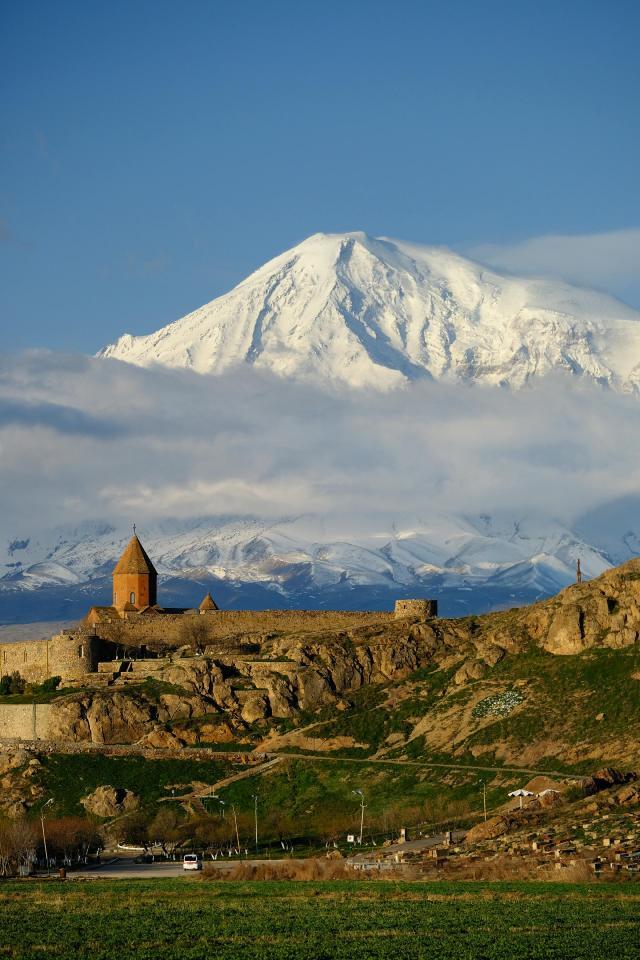 Ázerbájdžán - Gruzie - Arménie