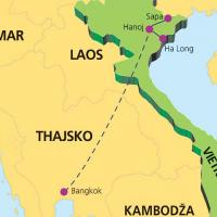 Okruh severním Vietnamem