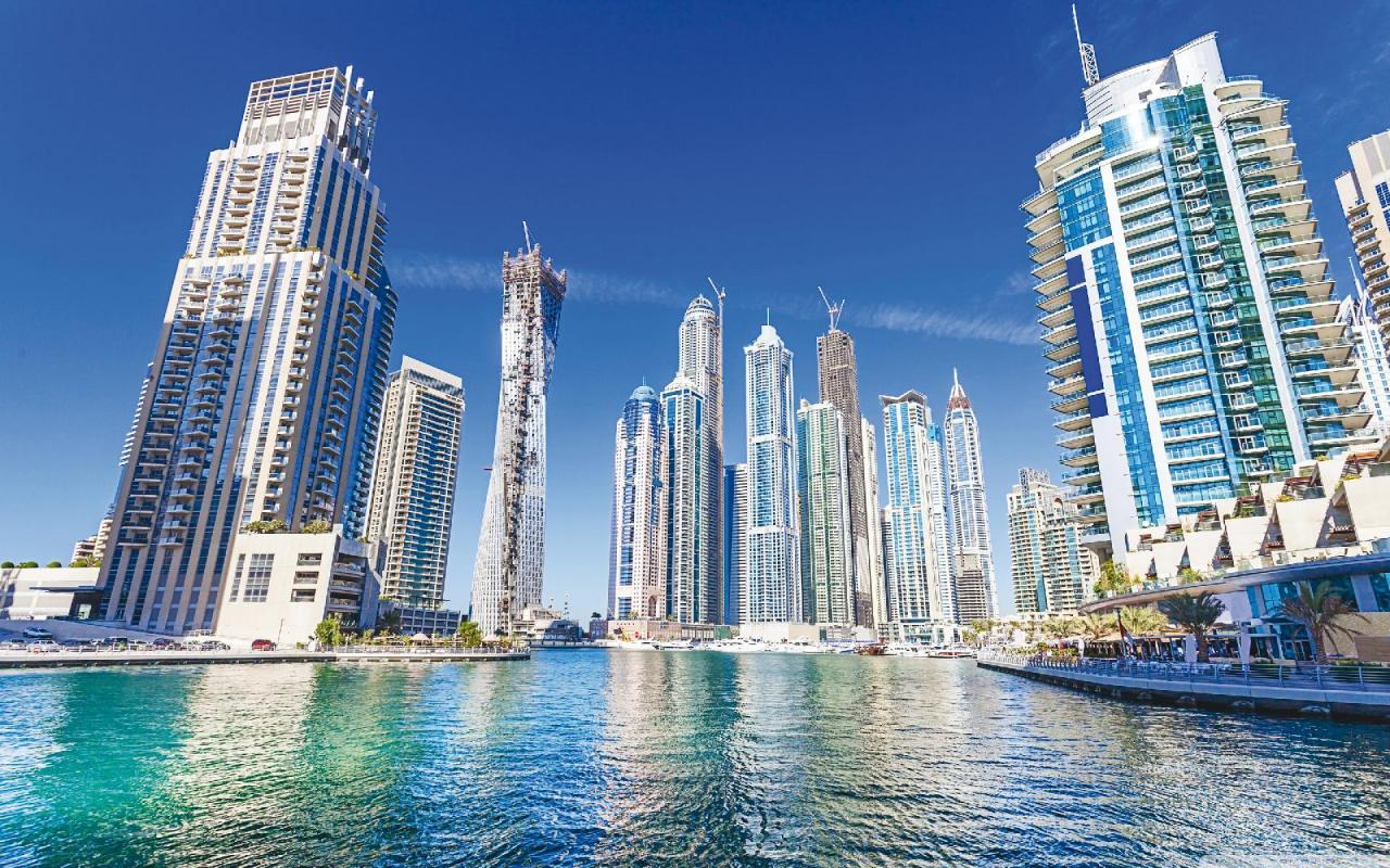Bahrajn - Emiráty
