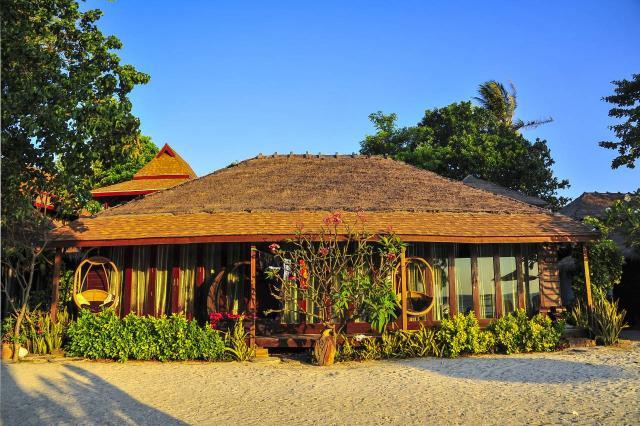 Kombinace - Anda Resort,Ko Lipe,Bangkok Palace Hotel