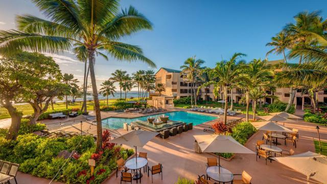 Marriott Coconut Beach