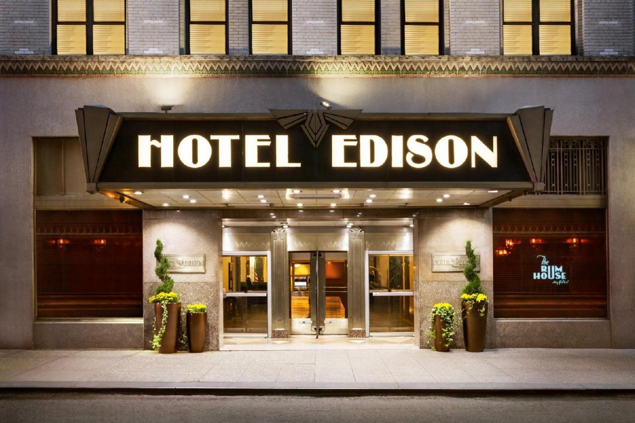 Edison hotel