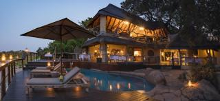 Kombinace - Jock Safari Lodge ****, Kruger National park, Machangulo Beach Lodge ****, Mosambik-Machangulo Peninsula