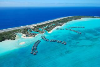 Kombinace - Four Seasons Bora Bora Resort ***** , Bora Bora, Le Meridien ****+, Tahiti
