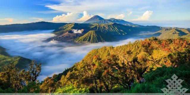 Ostrov Jáva - srdce Indonésie s českým průvodcem