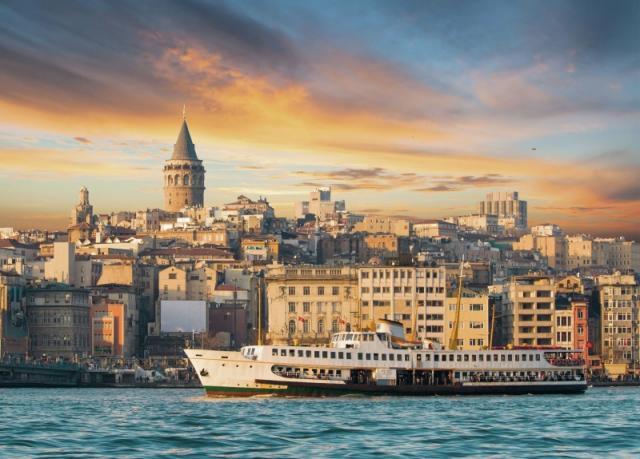 Istanbul – Město mešit