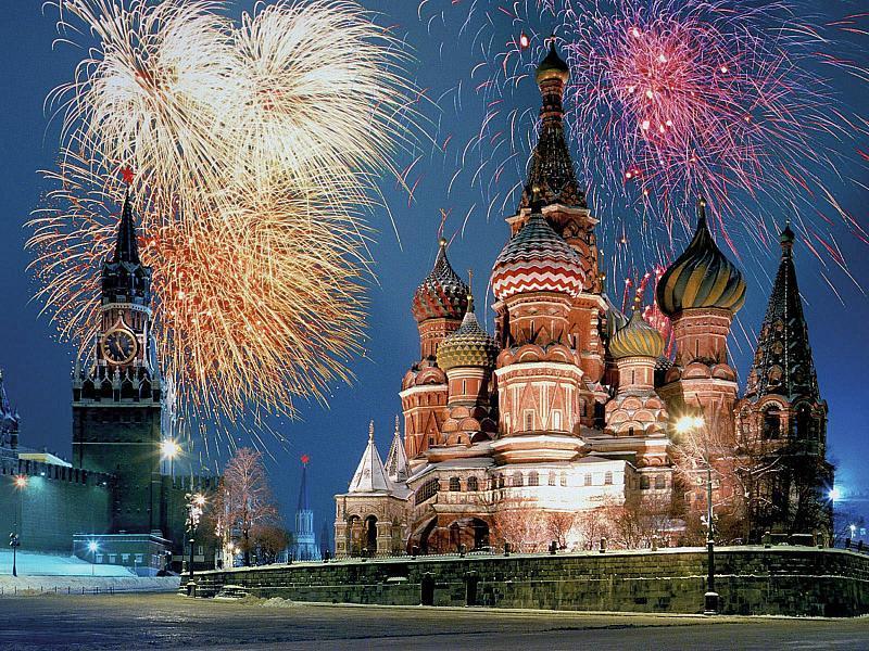 Moskva - královna měst