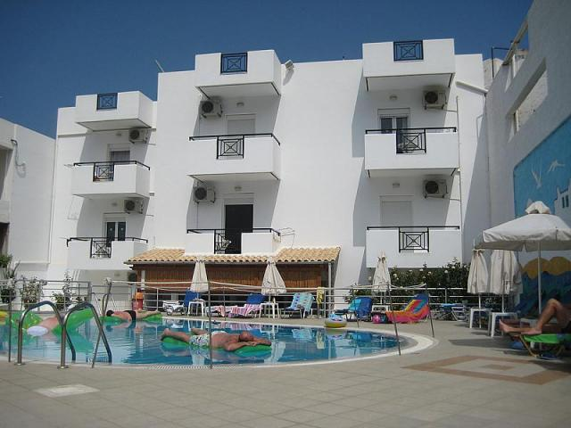 Irilena Apartmány