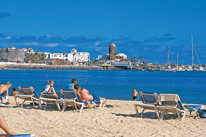 Dovolená Fuerteventura