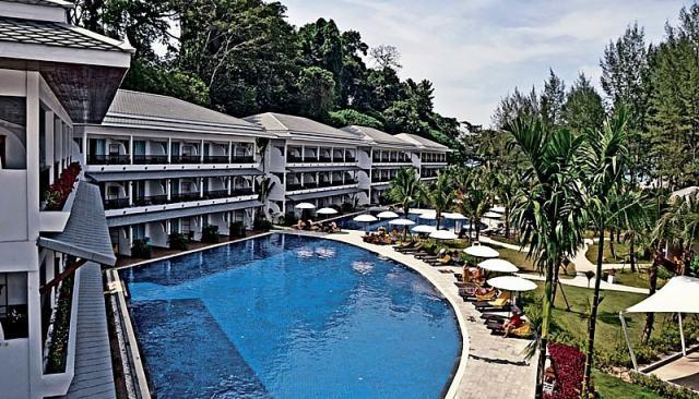 Sensimar Khao Lak Beachfront Resort