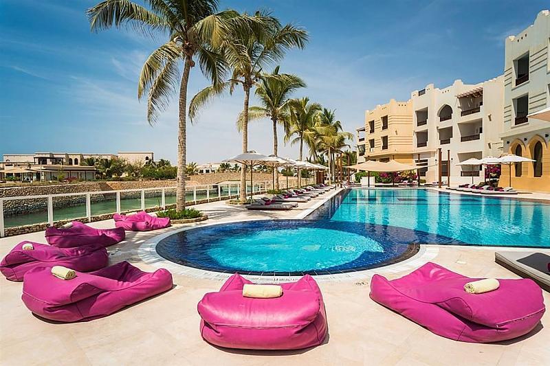 exotická dovolená Omán