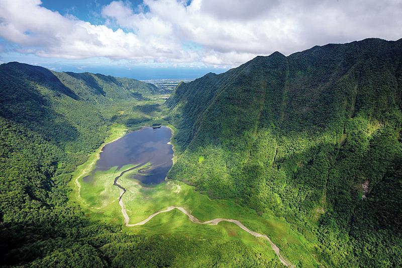 Fly & Drive kouzelná místa ostrova Reunion