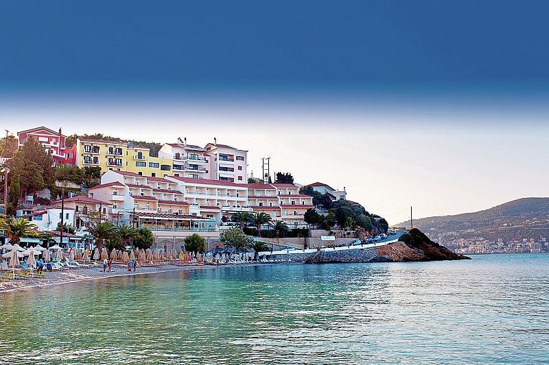 Samos Bay (Gagou Beach)