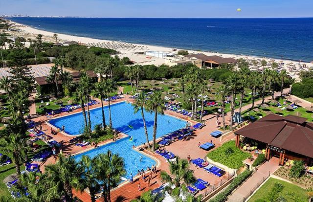 Sahara Beach 55+