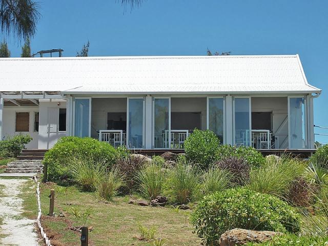 Kombinace Rodrigues Bakwa Lodge + Mauricius Coin de Mire Attitude