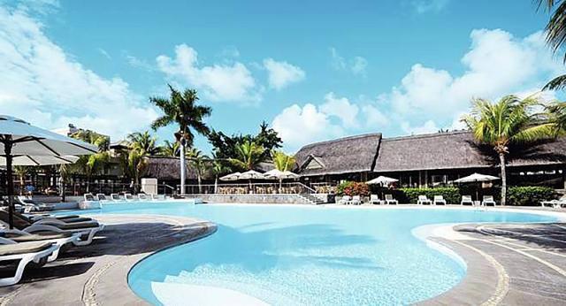 Kombinace Rodrigues Bakwa Lodge+Mauricius Blumarine
