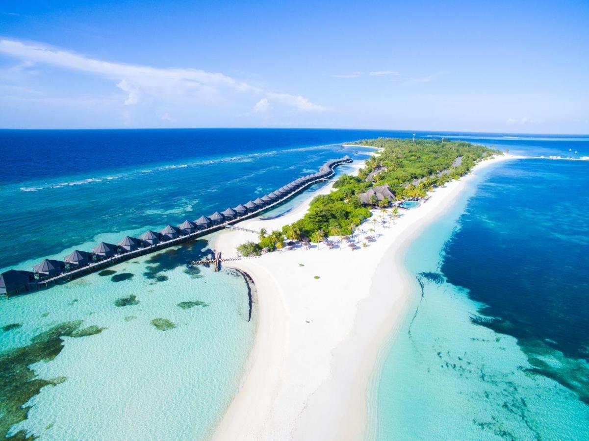 exotická dovolená 2015/2016 Maledivy