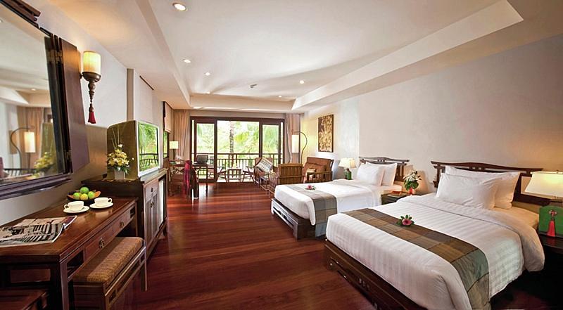 hotel Khaolak Lagunga Resort Phuket