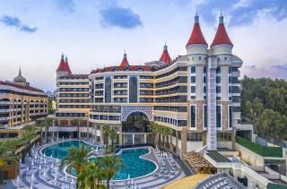 Funtazie & Active Kirman Group Leodikya Resort