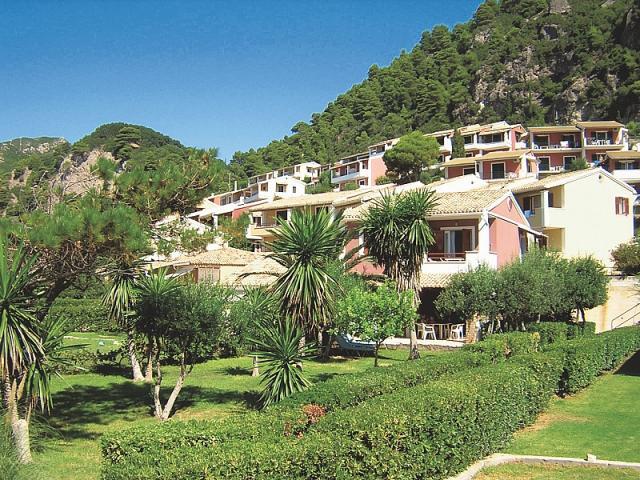 Corfu Glyfada Menigos Beach Resort