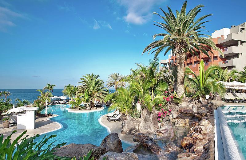 dovolená Tenerife