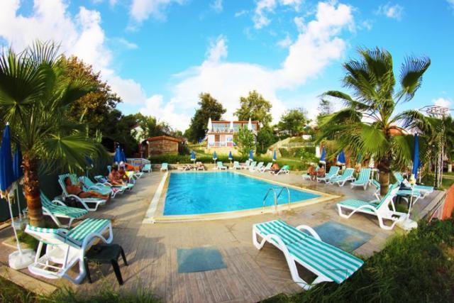 Hotelový komplex Adora Beach - Dotované pobyty 50+
