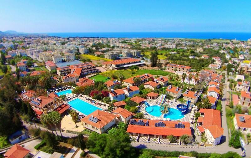 Riverside Garden Resort - Dotované pobyty 50+