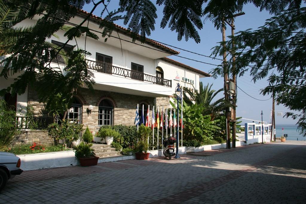 Neapolis - Dotované pobyty 50+
