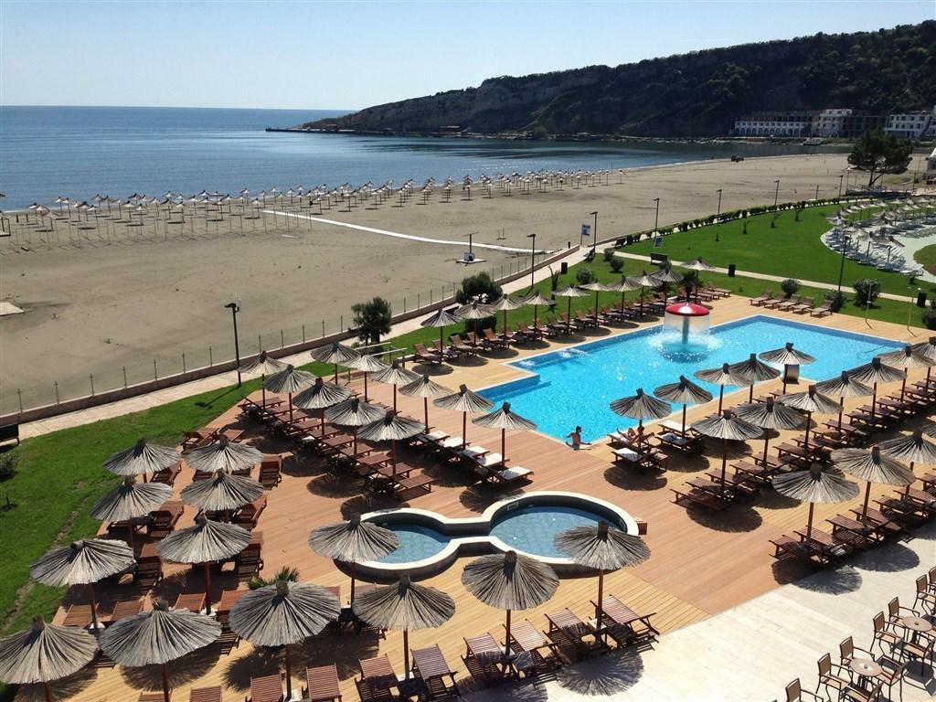 Šlágr Dovolená - Hotel Otrant Beach - Dotované pobyty 50+