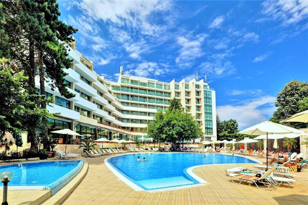 Hotel Edelweiss - Dotované pobyty 50+