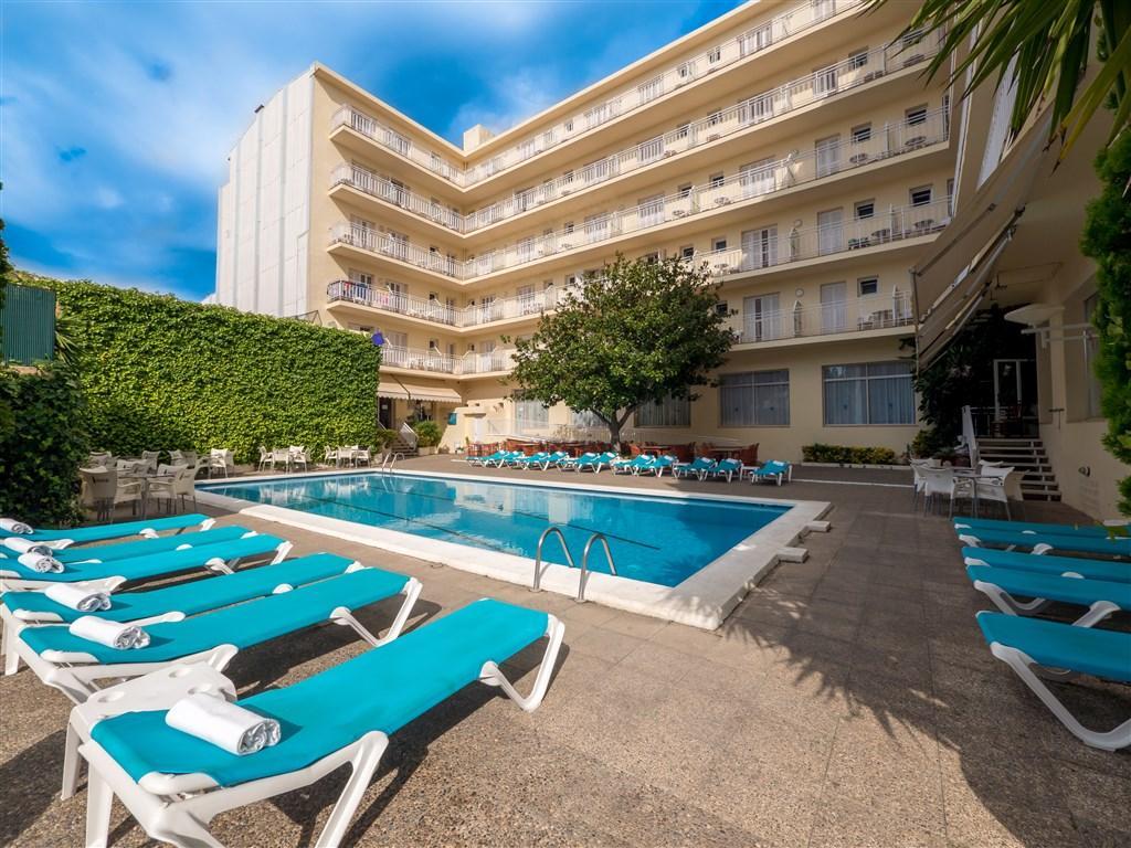 Hotel Checkin Pineda - Dotované pobyty 50+
