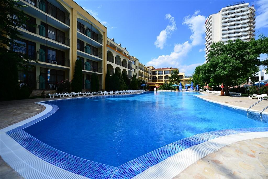 Hotel Yavor Palace - Dotované pobyty 50+