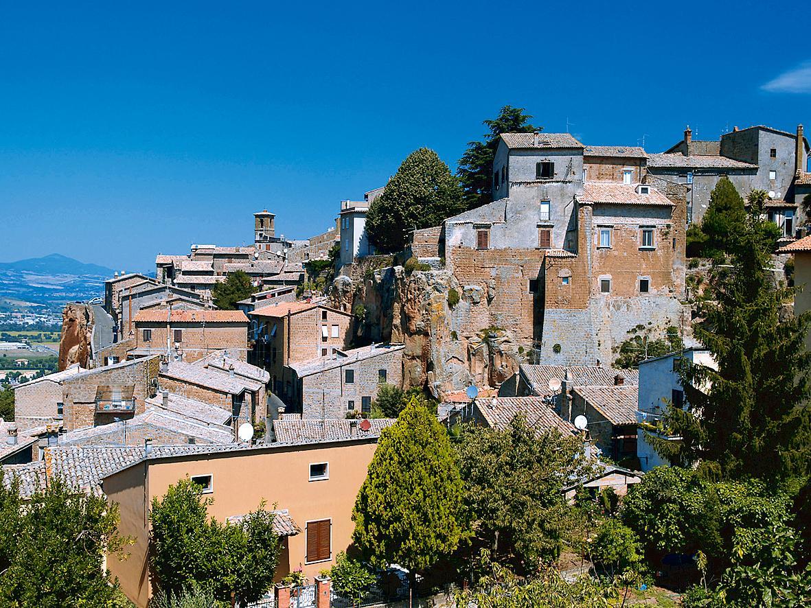Jižní Toskánsko a kraj Etrusků Lazio