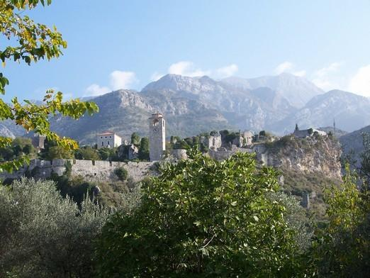 Černá Hora + Albánie
