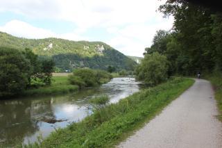 Údolím Wachau - Dunajská cyklostezka