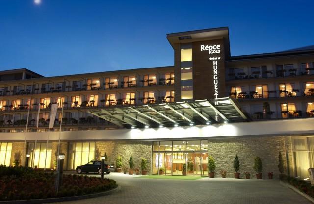 BÜKFÜRDO - hotel REPCE GOLD ****