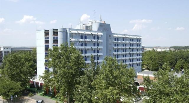 BÜKFÜRDO - hotel RÉPCE ***