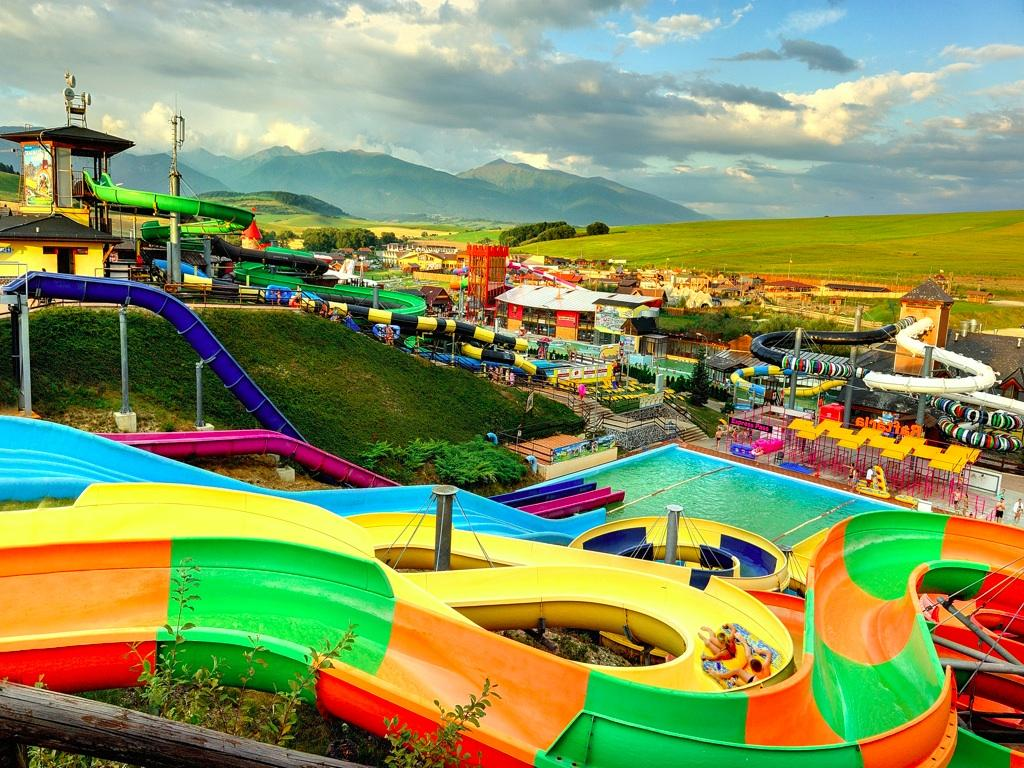 Holiday Village & Aquapark Tatralandia