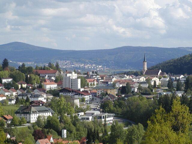 Freyung a Waldkirchen