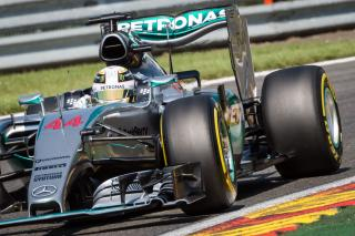 Velká cena Belgie Formule 1 - SPA