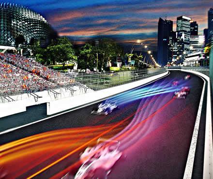 Velká cena Singapuru, Formule 1